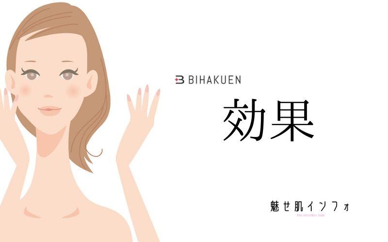ビハクエンシリーズのハイドロキノン・トレチノイン・ホワイチュアの期待できる効果について説明書を翻訳してみたよ